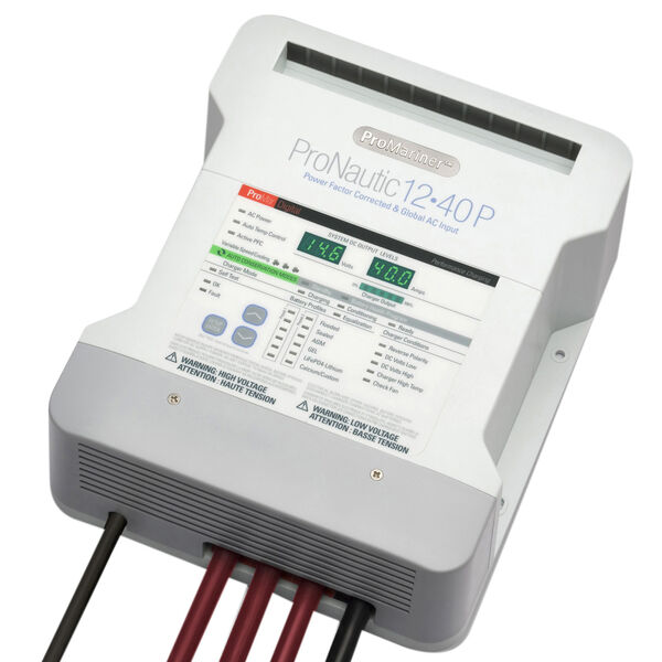 ProMariner ProNautic 1240P Onboard Charger