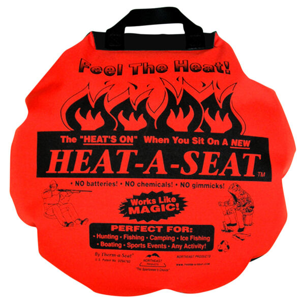 Hot Seat Heat-A-Seat Cushion