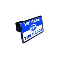 Trik Topz We Back the Badge Hitch Cover