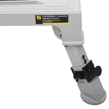Heavy Duty Adjustable Platform Step