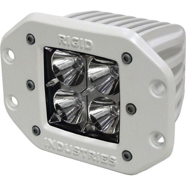 Rigid Industries M-Series Dually Flush-Mount LED Floodlight, Each