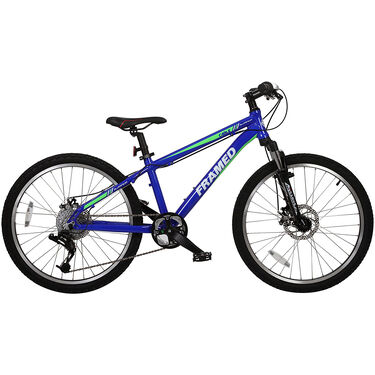 Framed Cable 24 Youth Mountain Bike