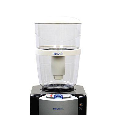 Water Filtration Bottle Filter, White