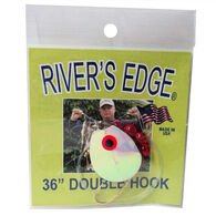 """Catchmore 36"""" Double Hook Drift Rig"""