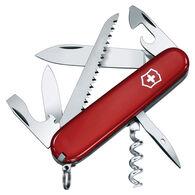 Victorinox Swiss Army Camper Knife, Red