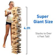 EasyGo Large Wood Stack & Tumble