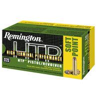 Remington HTP Handgun Ammo, .44 Rem Mag, 240 Gr., SP