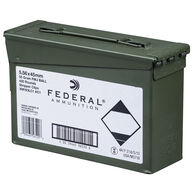 Federal Premium M193A1 Ammo Can, 5.56x45mm, 55-gr., FMJ