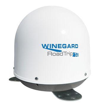 Winegard RoadTrip T4 Satellite Antenna, White