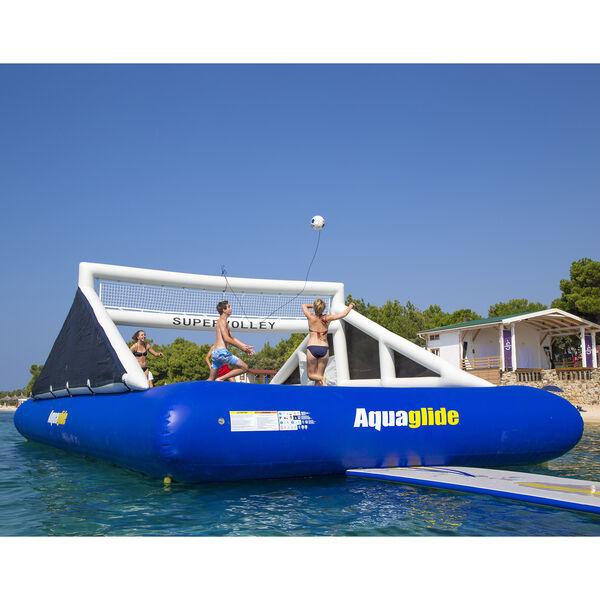 Aquaglide Supervolley 30 Floating Trampoline