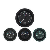 Sierra Eclipse 2nd Engine Inboard Gauge Set, Sierra Part #69726P