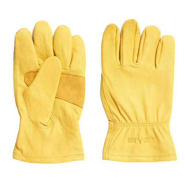 Hot Shot Men's Leather Work Glove