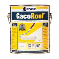 Heng's GacoRoof 100% Silicone Roof Coating, Gallon