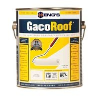 Heng's GacoRoof 100% Silicone Roof Coating, Gallon