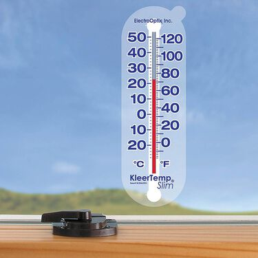 Window Cling Thermometer