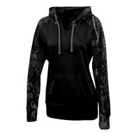 Black Antler Women's Fury V-Neck Hoodie
