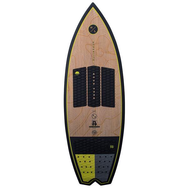 Hyperlite Automatic Wakesurf Board