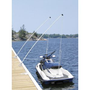 Dockmate Economy Mooring Whips 12'