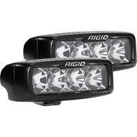 SR-Q Series PRO Flood LED - Pair - Black