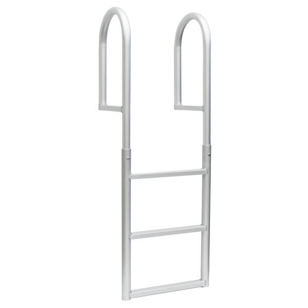 Dockmate Stationary Standard-Step Dock Ladder, 3-Step