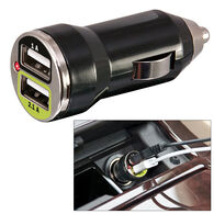 Bracketron USB Charger Socket Adapter