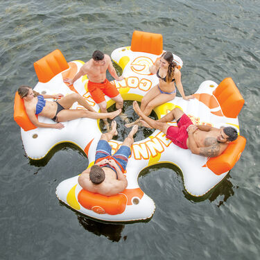 Connelly Party Cove 6-Person Lounger