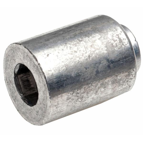 Sierra Aluminum Cylinder Block Anode For Yamaha Engine, Sierra Part #18-6118A