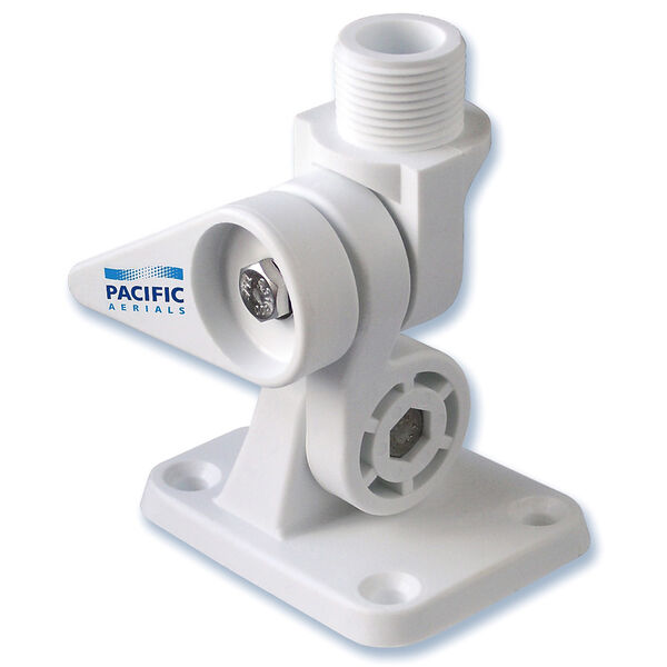 Pacific Aerials Fold-Down Mount For Side/Deck Installations