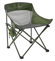 Black Sierra Flare CPX Folding Quad Chair