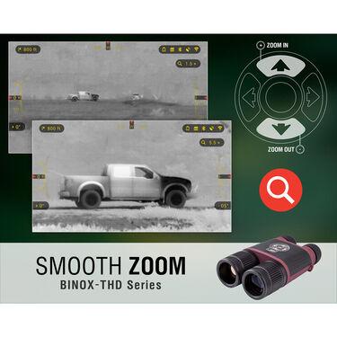 ATN BinoX-THD Binoculars, 4.5-18x50