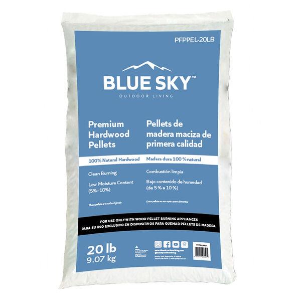 Blue Sky Premium Hardwood Pellets, 20 lbs.