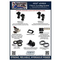 HWH Leveling System 725 for Class C Motorhomes