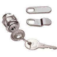 Keyed Econo Cam Lock - 5/8 inch
