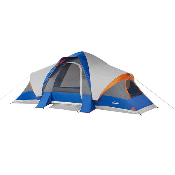 Suisse Sport 8-Person 3-Room Wyoming Tent