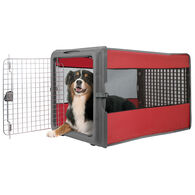 Pop Crate Folding Pet Kennel, Large