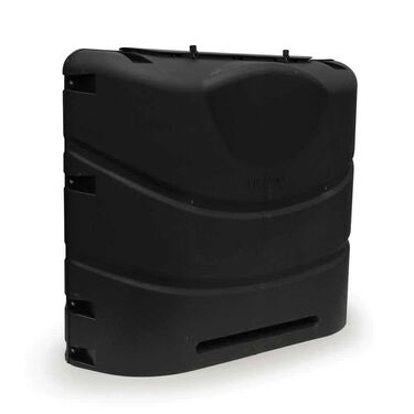Camco 30-lb. Heavy-Duty Polypropylene Propane Tank Cover, Black