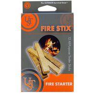 Ultimate Survival Technologies Fire Starter Stix, 12-Pack