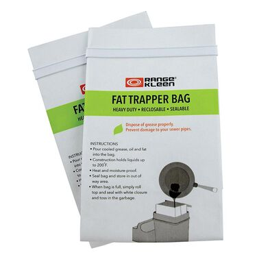 Fat Trapper Refill Bags, 5-Pack