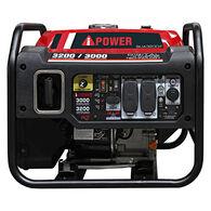 A-iPower 3200 Watt Open Frame Inverter Generator