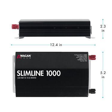 Slim Line 1000W AC Inverter