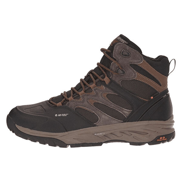 Hi-Tec Men's Wild-Fire Thermo 200 I Waterproof Mid Hiking Boot