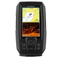 Garmin Striker Plus 4cv GPS Fishfinder with Quickdraw Contours Mapping Software