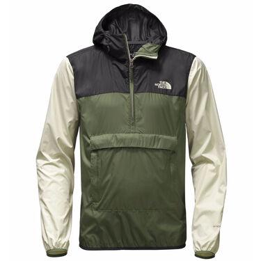 The North Face Men's Fanorak Half-Zip Pullover Hoodie