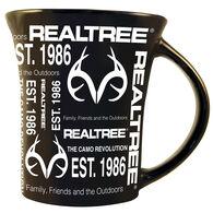 Realtree Phrase Mug, Black