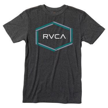 RVCA Men's Hexest Short-Sleeve Tee