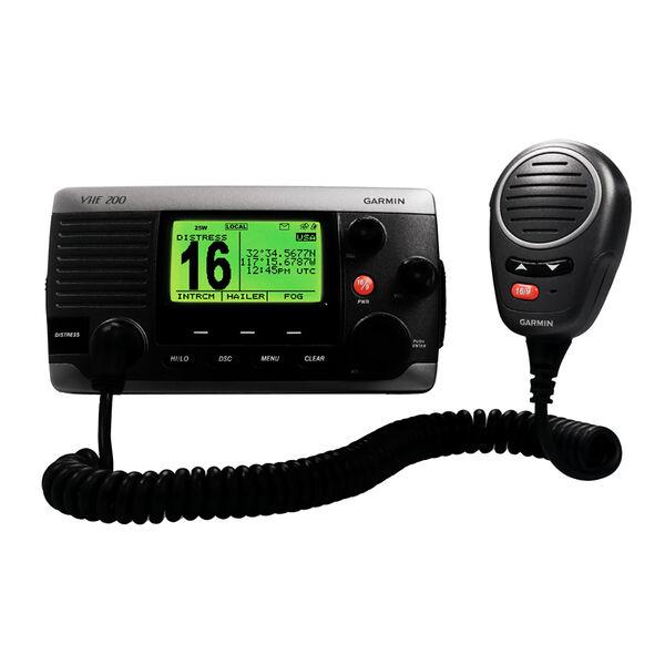 Garmin VHF 200 Radio