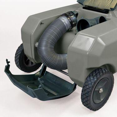 Thetford SmartTote2 LX 4-Wheel Portable Waste Tank, 35 Gallon
