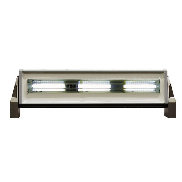 "Macris Industries ALPHA6 6"" Waterproof Fixed LED Lightbar - White - 12W - 2,000 Lumens"