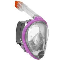 Head Sea Vu Dry Full-Face Snorkeling Mask - Pink - L/XL