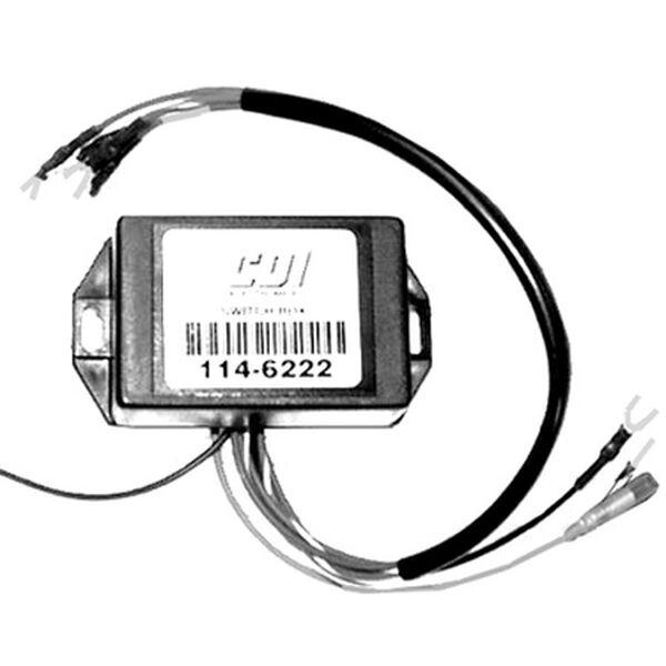 CDI Mercury Switch Box, Replaces 339-5287, 339-6222A1/4/6/8/10